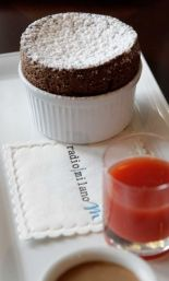 Amadei Chocolate Texture Souffle