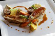 Pheasant Dish