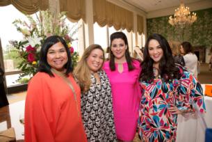 Diane Cavazos, Melissa Mullin, Elaine Turner, Meredith Wierick