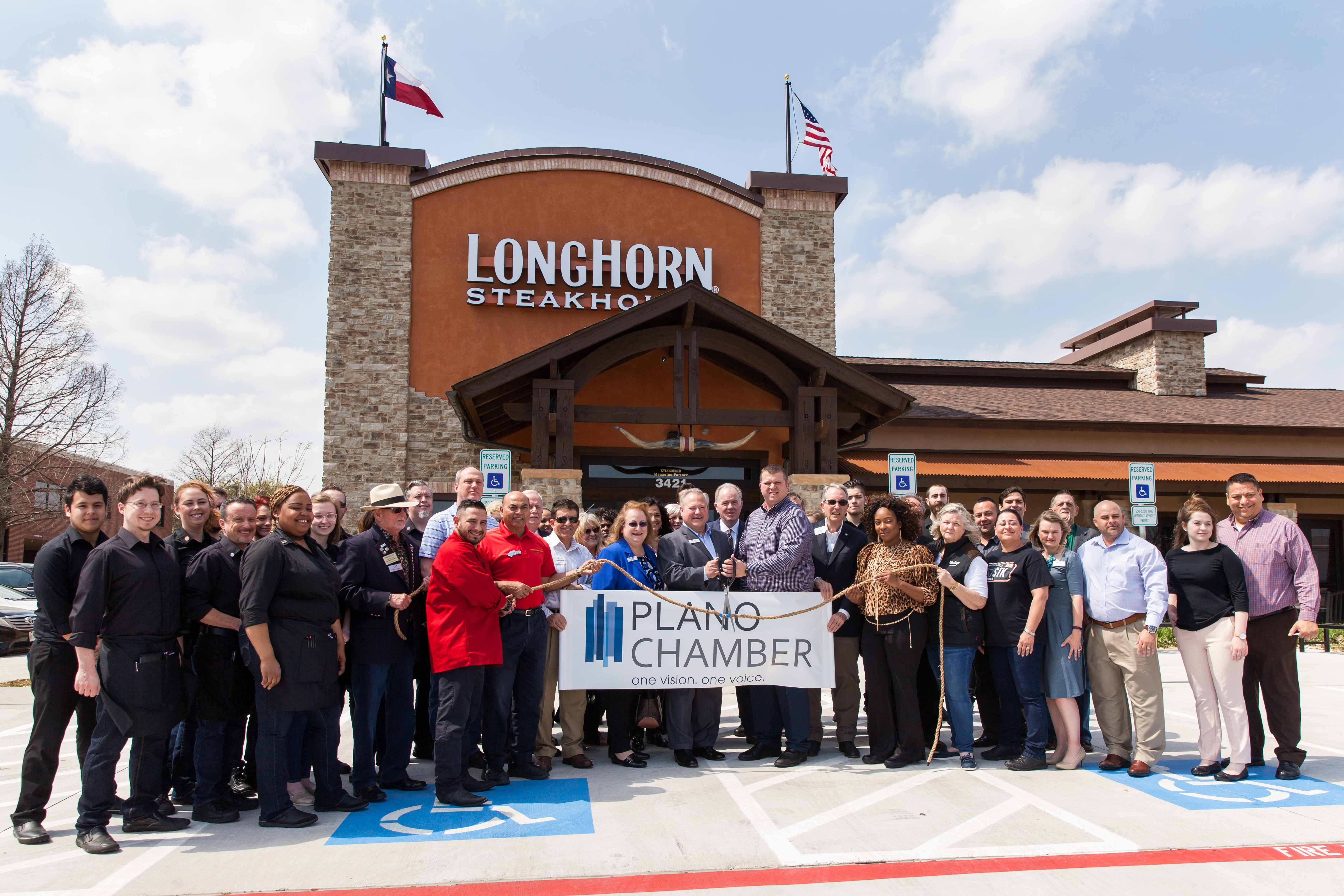 Great LongHorn Steakhouse ...